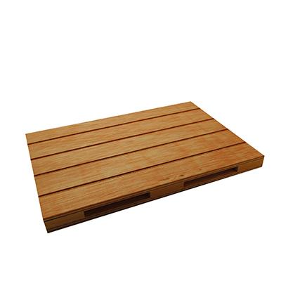 palet madera natural