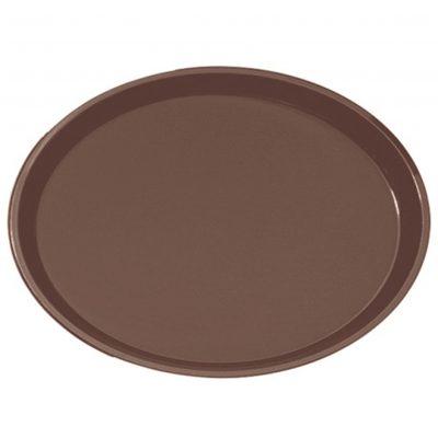 bandeja antideslizante oval
