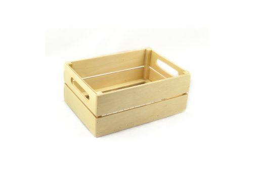 caja con malla