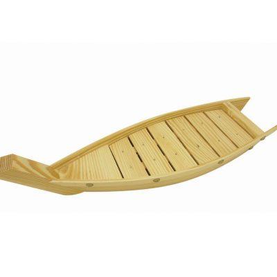 barca para servir pescado